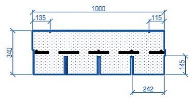 Схема гонта Тегола Классик